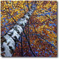 Day Dreaming - Aspen Art Print
